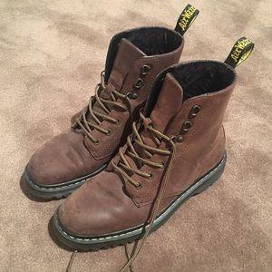 Doc martins boots!